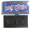Lot 20 Stock Hot Selling LED OPEN
