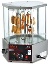 Electric Tempered glass Rotary mutton string Roaster(EB-36)