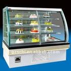 CE Certificate Cake Display Cabinet/ Cake Refrigeration Cabinet