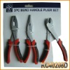 3PC bend plier set