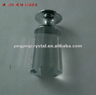 Modern crystal knob for furniture