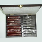 8 pc knife set