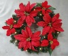 45cm Red Christmas Wreath