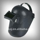 PP economic price flip-up lens safety industrial welding helmet