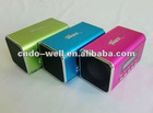 Fashion Mini digital Speaker