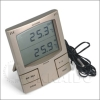 Indoor and Outdoor Thermometer
