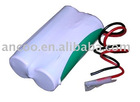 Pottel 18650 battery pack 3.7V 4800 mAh with PCB,2P 18650 battery pack 3.7V 4800mAh with PCB