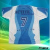 sublimation professional soccer wear