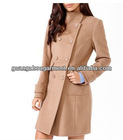 european military jackets Wool-Blend Military Coat