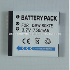 Battery for digital camera Panasonic Lumix BCK7E