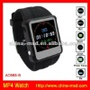 2012 most fashion AD668 Digital Cheap Promotion MP4 Player Watch