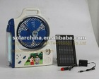 Top sales NO.1 solar monocrystalline silicon mini fan for hot weather
