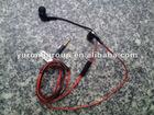 Earphones flat cable / Stereo Earphone
