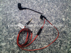 Earphones flat cable / Stereo Earphone