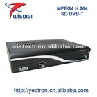 MPEG4/H264 HD DVB receiver for poland