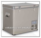 efficient mini fridge,household and car compressor freezer ,car deep freezer