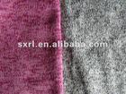 Core needle polar fleece knitting fabric