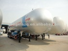 58.5CMB liquid gas LPG semi-trailer