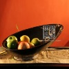Q032-82Stone Made Decorative Fruit Tray
