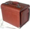 Fashion leather pilot case used for travel