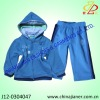hot sale fashion cotton boy 2pcs set suit