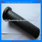 Black Carbon Steel Clevis Pins With Head