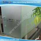 pvc frosted window ,aluminum material frosted glass window ,frosted glass bathroom window