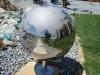 Garden Stainless Steel Globe