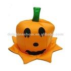 pumpkin shape halloween hats