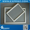 aluminum extrusion snap frame for advertising (A3 size)