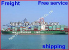 freight Service express/courier freight shipping to peru sea shipping Free services