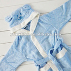 cute kids bathrobe