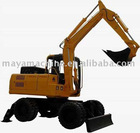 BHL70 Wheel Excavator