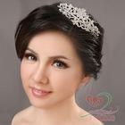 cheap and nice bride crowns,Wedding Hair Accessories,tiaras SZ-HG-034