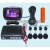 LCD Digtal Car parking sensor with 3.5 inch FTF Screen+4 Sensors (CPS-003)