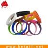 Various custom silicone bracelet
