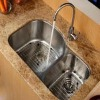 304 stainless steel kitchen mixer faucets