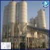 HZS120 ready mix concrete batch plant
