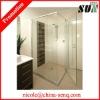 sliding framed Australia standard shower screen