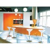Egypt sunshine----high gloss kitchen cabinet