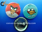 High Quality Tinplate Blank Button Badges
