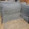 gabion box wire mesh (galvanized hexaganal wire mesh)