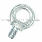 ELEC. GALV./ZINC PLATED drop forged DIN580 Eye Screw