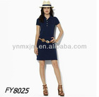 hot sale dress for lady