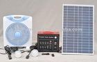 20W portable solar lighting system