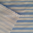 100% cotton striping fabric for patient uniform