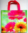 PET 100% polyester nonwoven cheap gift bag