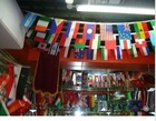 world cup Portugal string flag National Flag
