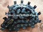 60-1 roller chain with 1 attachment