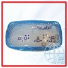 Clear Plastic PVC Cosmetic Bags Promotional
